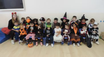 HALLOWEEN'S PARTY (CONILLS)